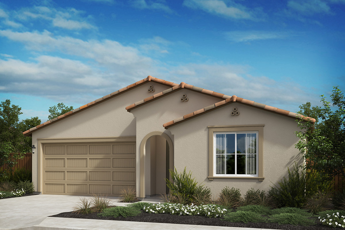 New Homes in Oakley, CA - Westerly at Delaney Park Plan 1A - Spanish
