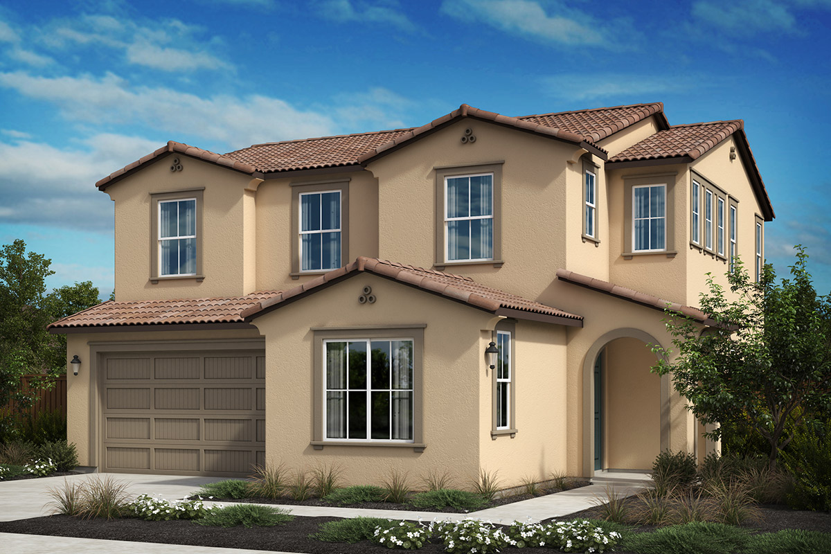 New Homes in Oakley, CA - Elevation A