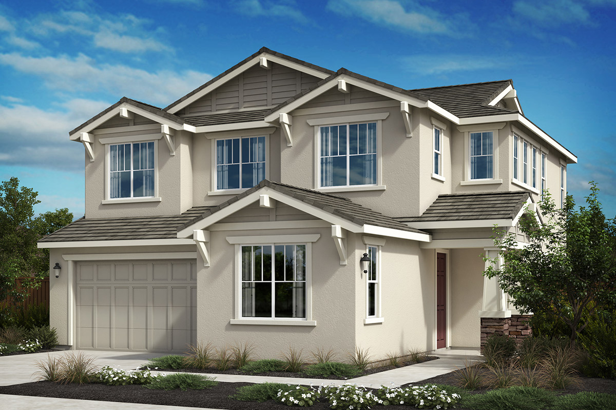 New Homes in Oakley, CA - Westerly at Delaney Park Plan 3D - Craftsman