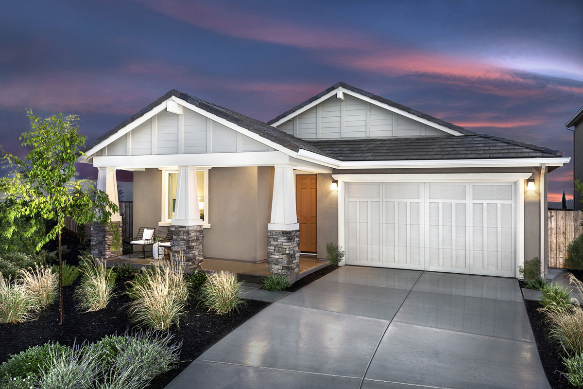 New Homes in Oakley, CA - Westerly at Delaney Park Plan 1