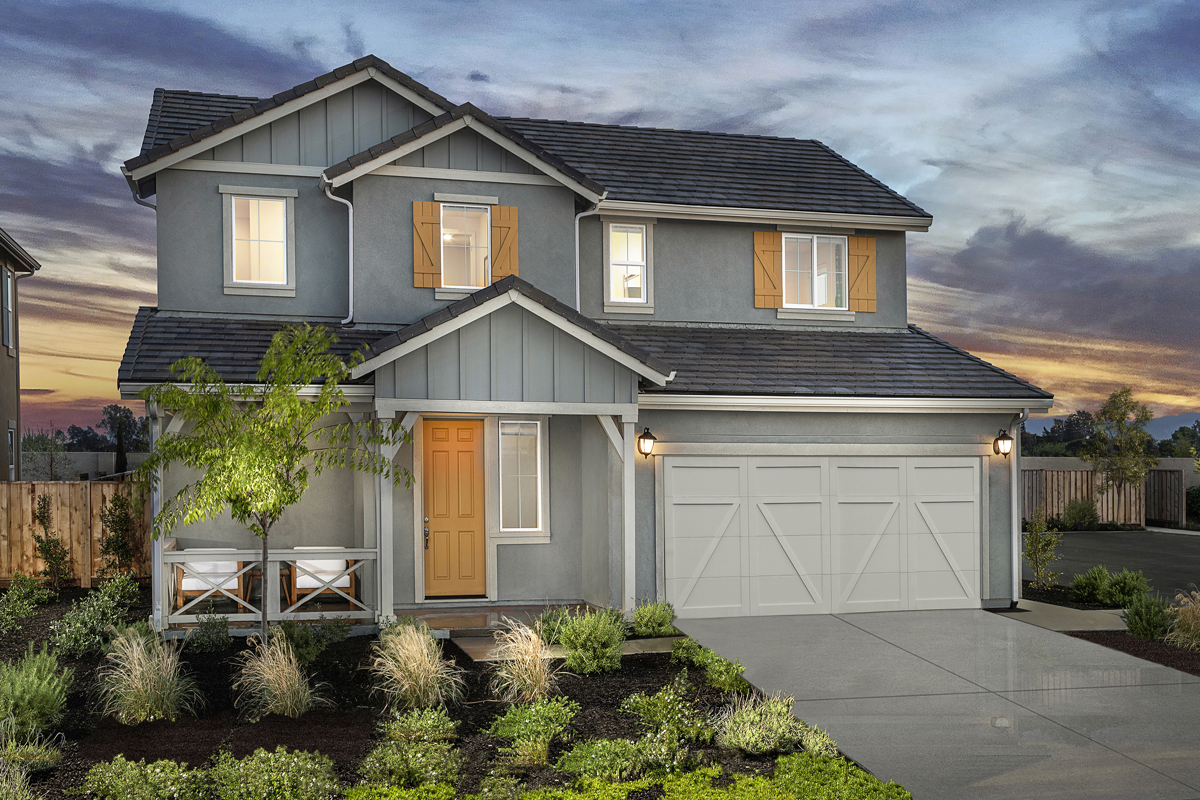 New Homes in Oakley, CA - Plan 2 Modeled