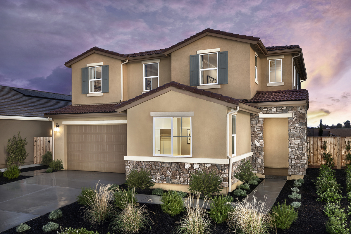 New Homes in Oakley, CA - Westerly at Delaney Park Plan 3