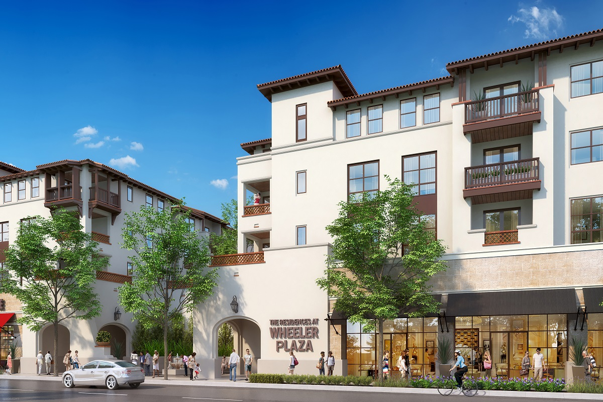 New Homes in San Carlos, CA - The Residences at Wheeler Plaza The Residences at Wheeler Plaza