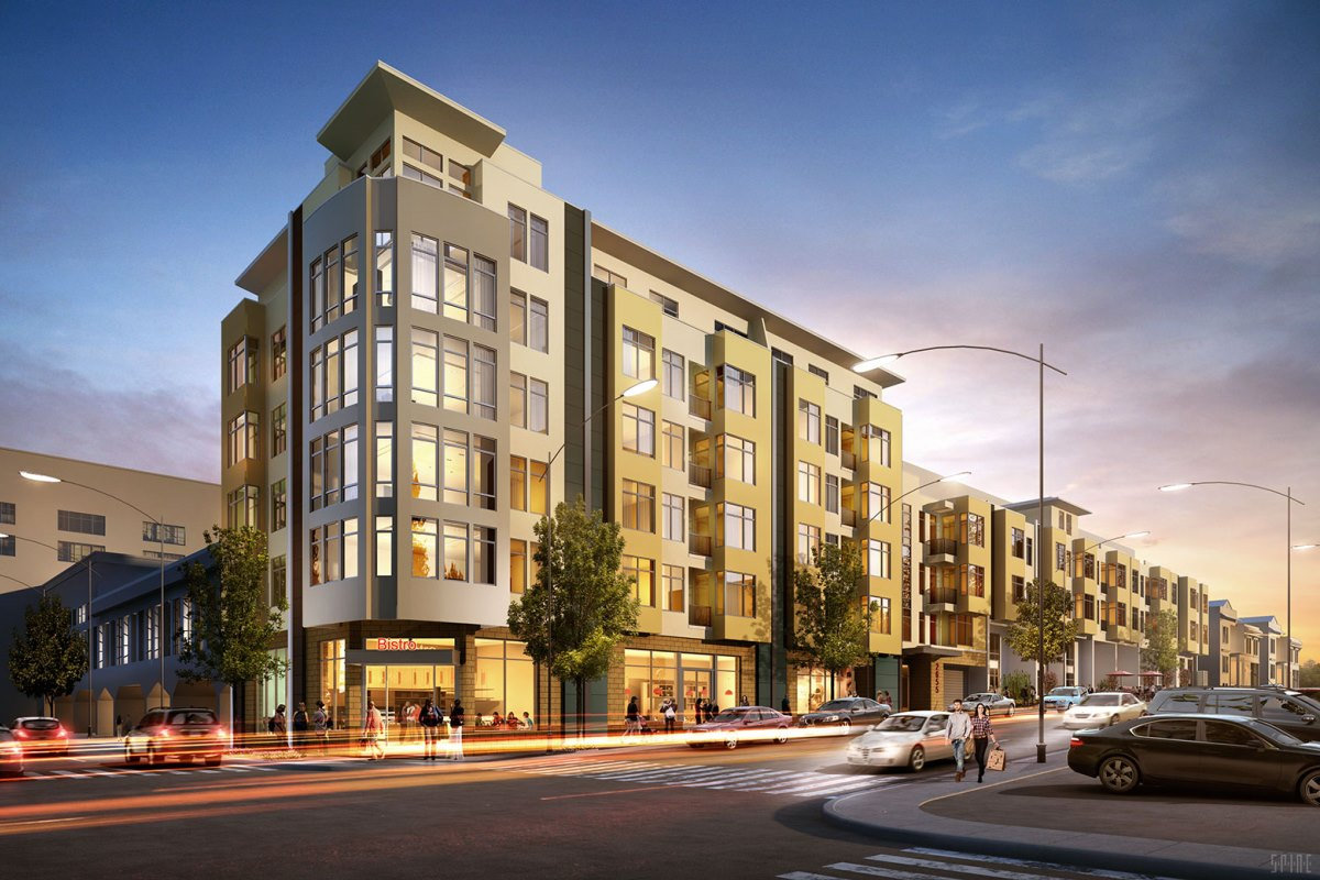 New Condos in San Francisco - The District at Lower Pacific Heights