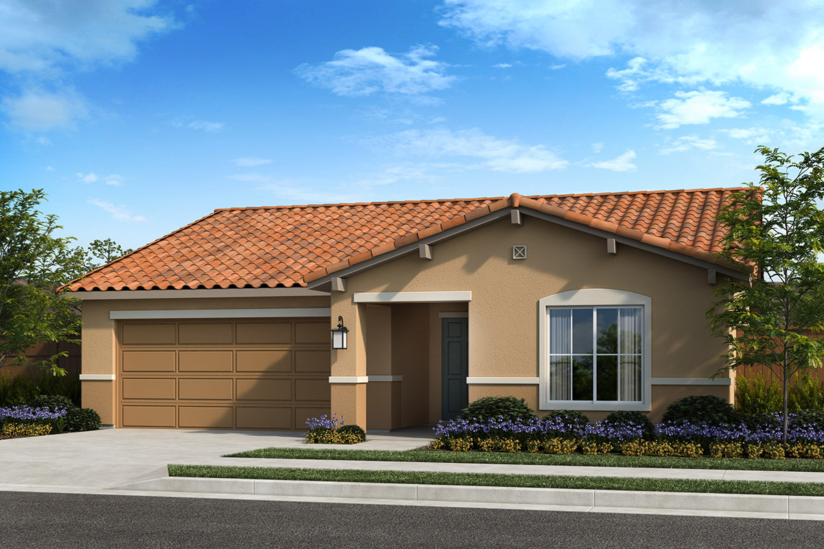 New Homes in Madera, CA - Fielding Plan 1384 Elevation E