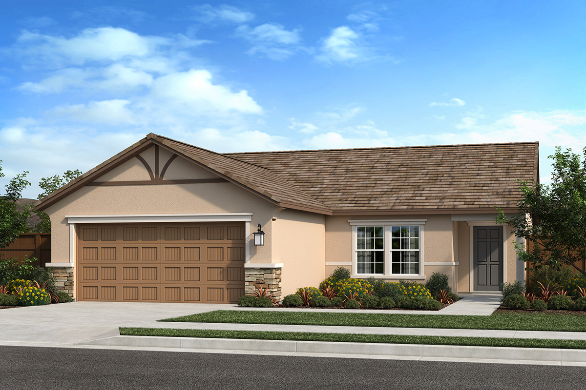 New Homes in Madera, CA - Fielding Plan 1449 Elevation D