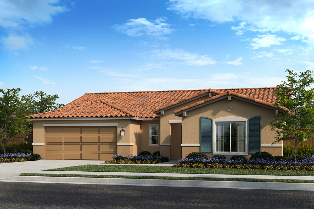 New Homes in Madera, CA - Fielding Plan 2148 Elevation E