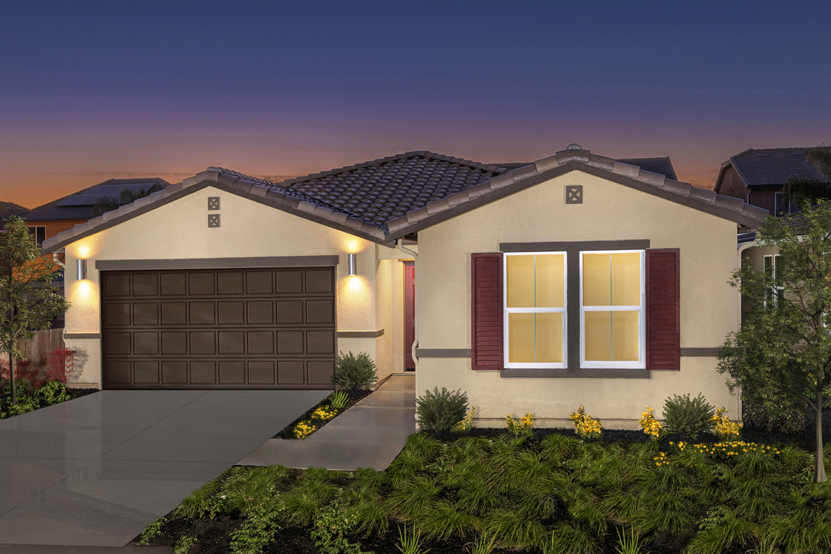 New Homes in Fresno, CA - Plan 1769 Modeled