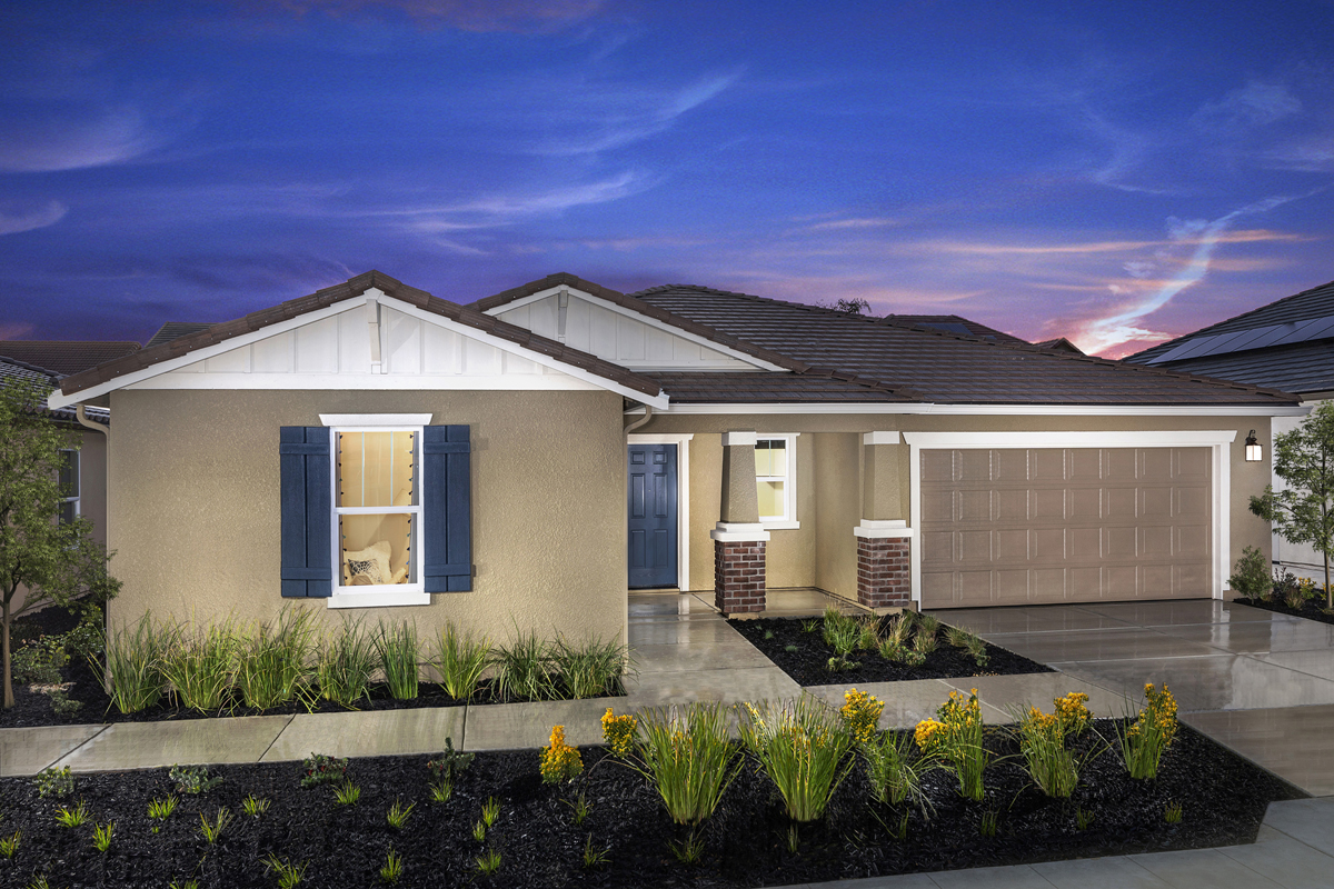 New Homes in Fresno, CA - Plan 2148 - Modeled