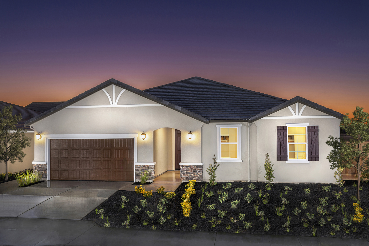 New Homes in Fresno, CA - Plan 2321 - Modeled