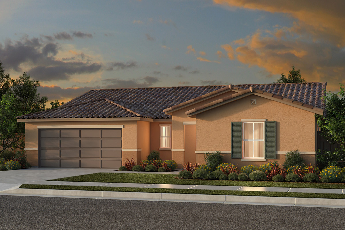 New Homes in Fresno, CA - Plan 2148 Elevation E