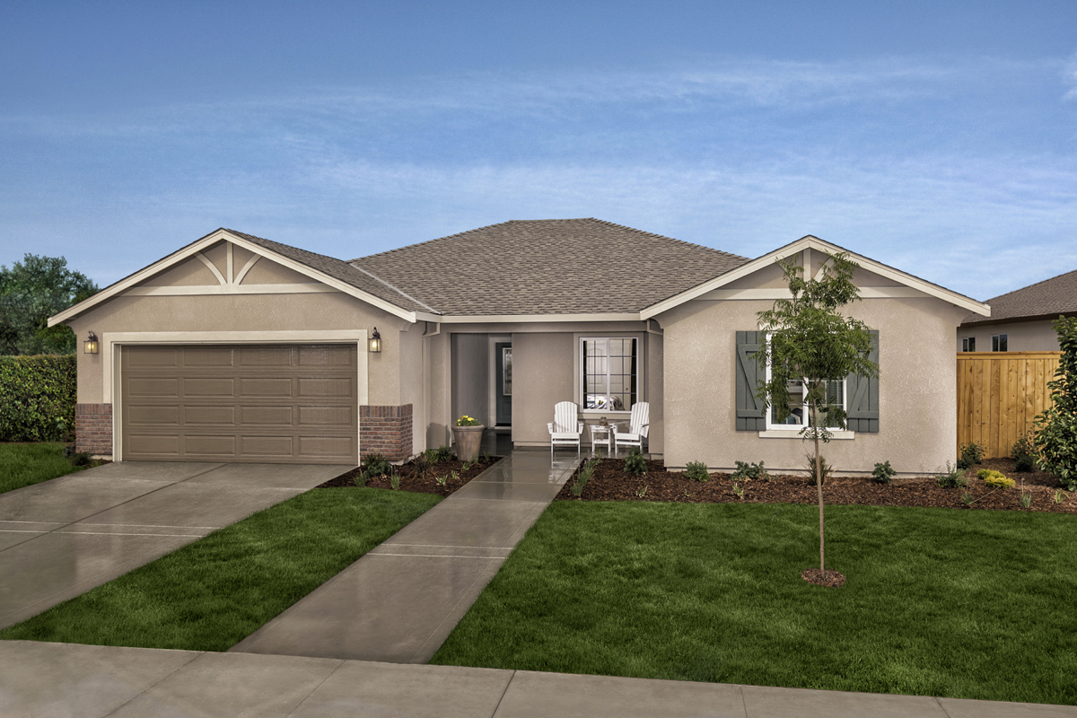 New homes for sale in fresno ca olive lane community by for Builders in my area