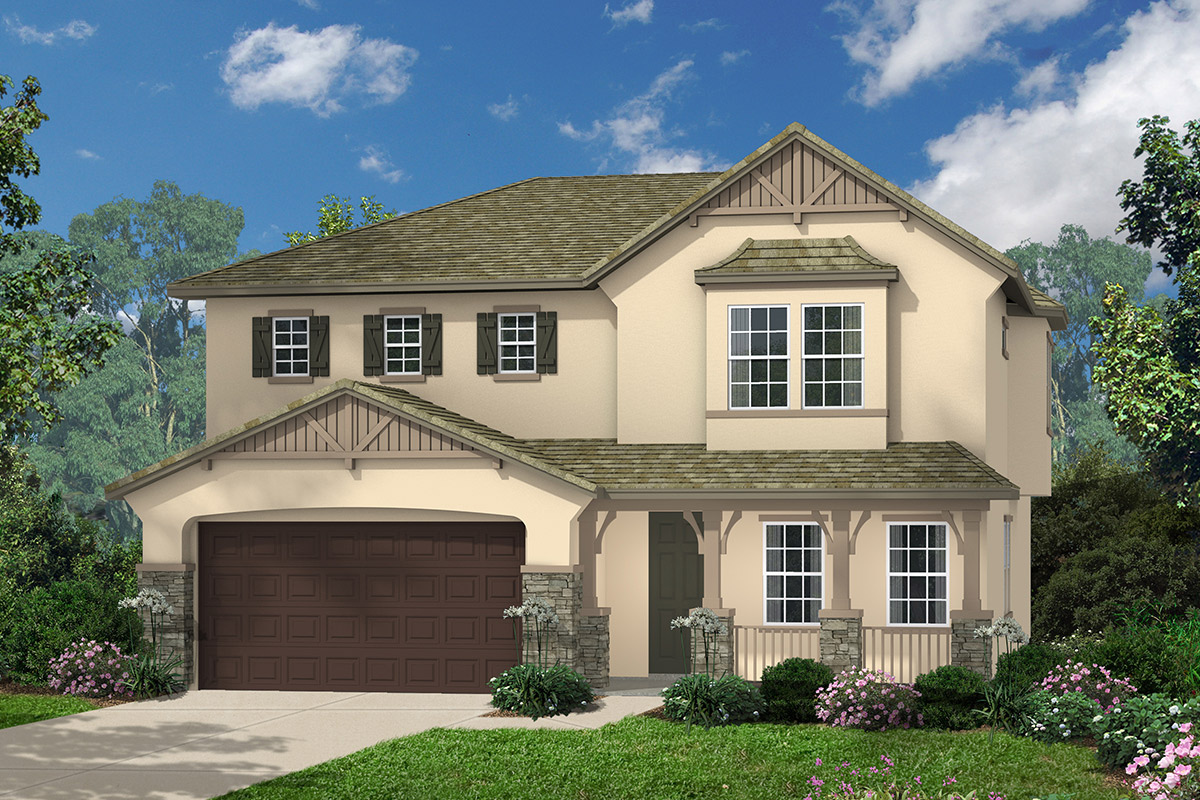 New Homes in Simi Valley, CA - Elevation C