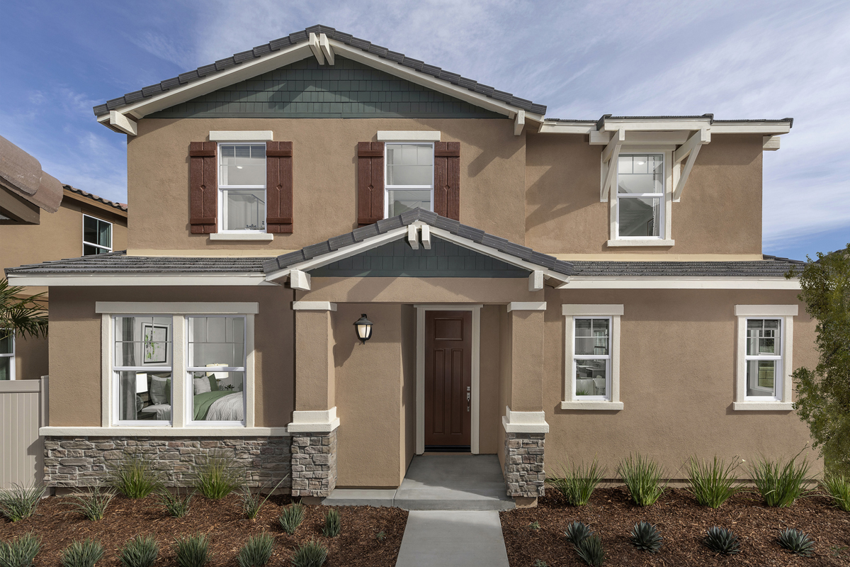 Browse new homes for sale in Auburn at Vista Canyon