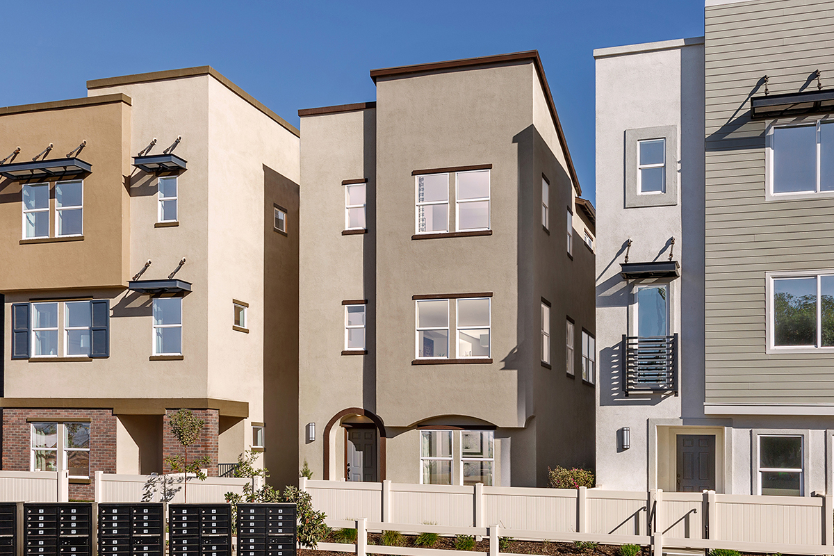 New Homes in Inglewood, CA - Axis at Grace Park Plan 2021
