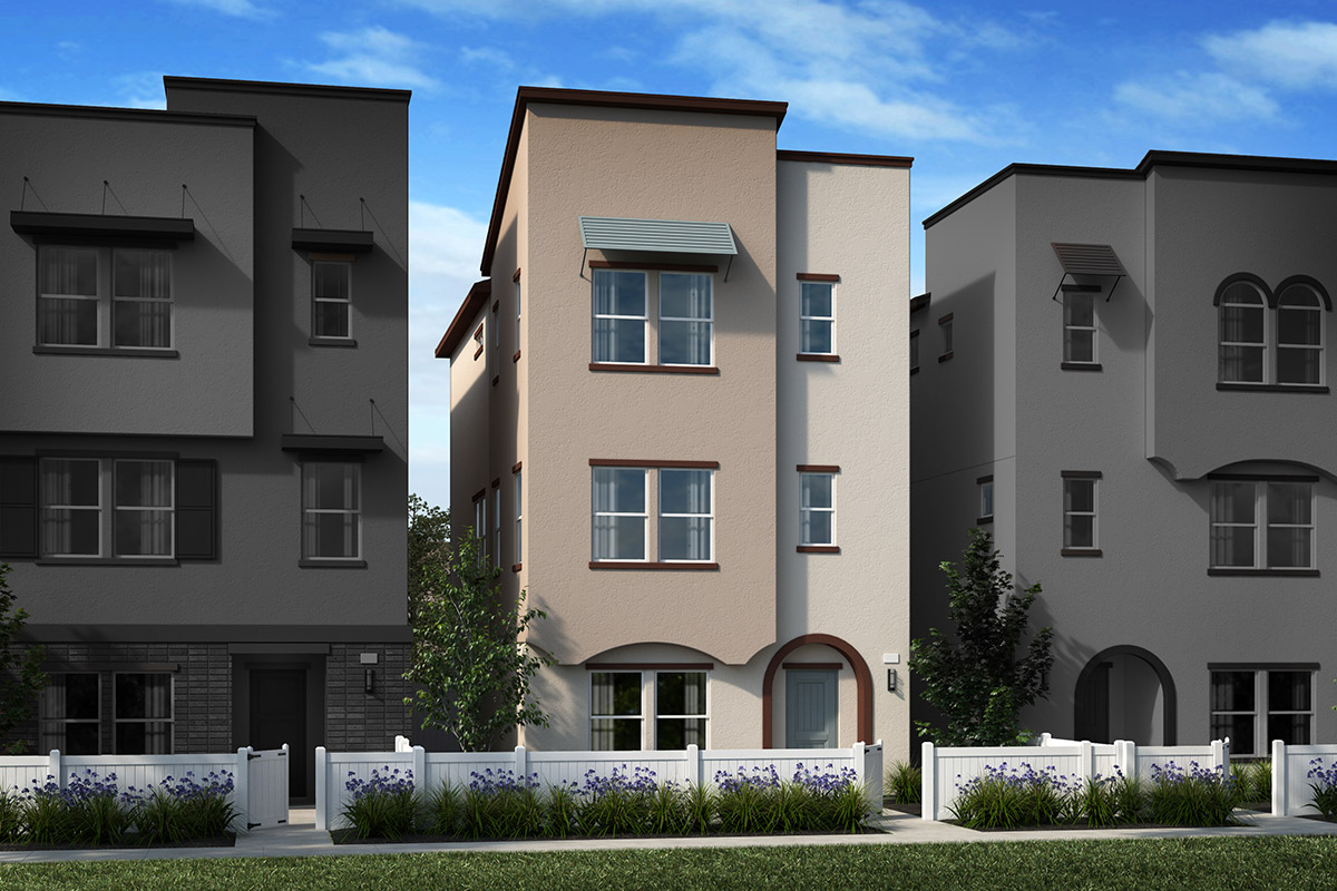 Plan 2021 - New Home Floor Plan in Axis at Grace Park by KB Home