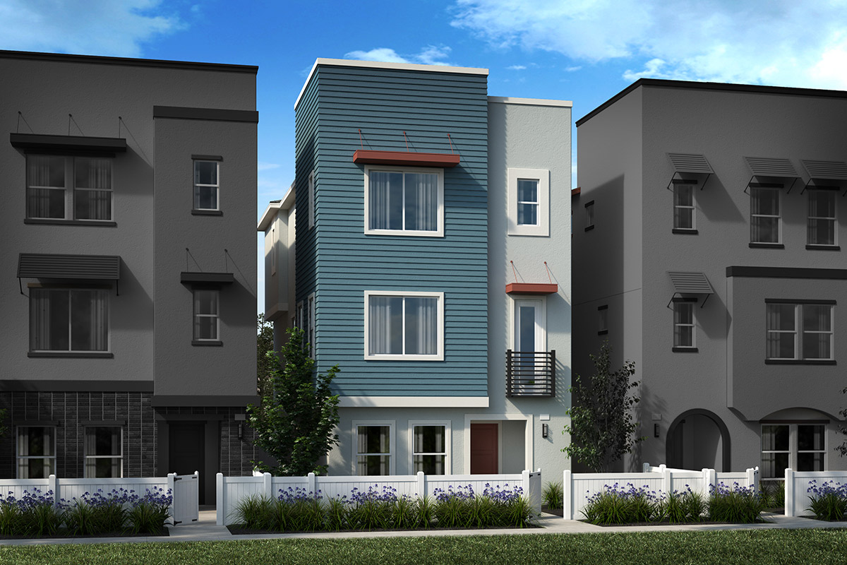 New Homes in Inglewood, CA - Elevation C