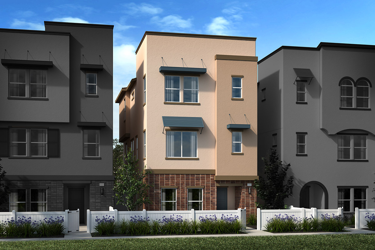 New Homes in Inglewood, CA - Elevation B