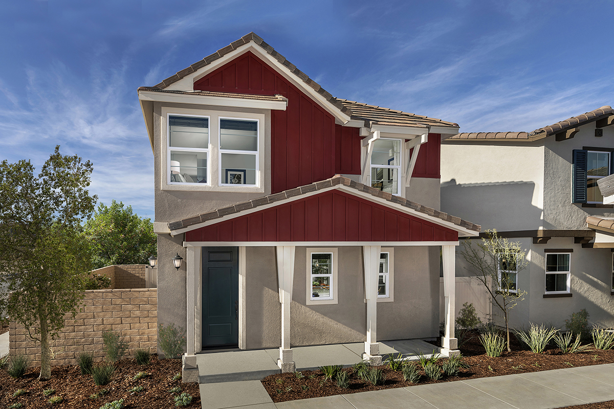 New Homes in Santa Clarita, CA - Plan 1690 Modeled