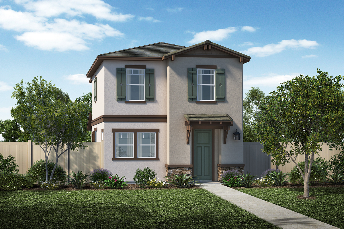 New Homes in Santa Clarita, CA - Elevation B