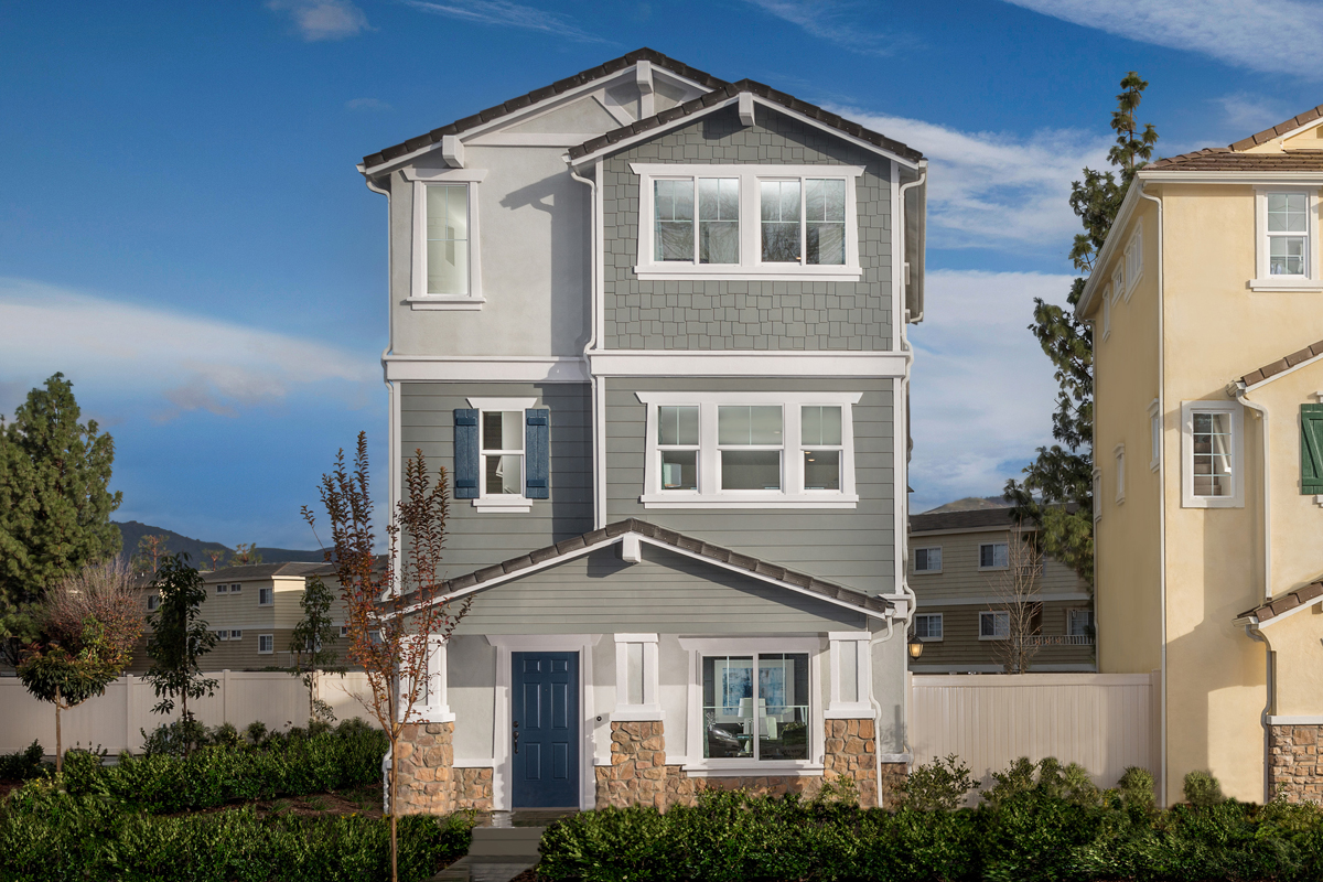 New Homes For Sale In Chatsworth Ca Brezza Community By