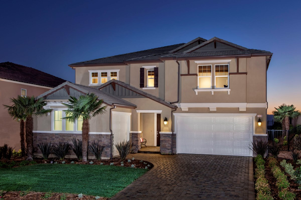 New homes for sale in santa clarita ca canyon crest Pics of new homes