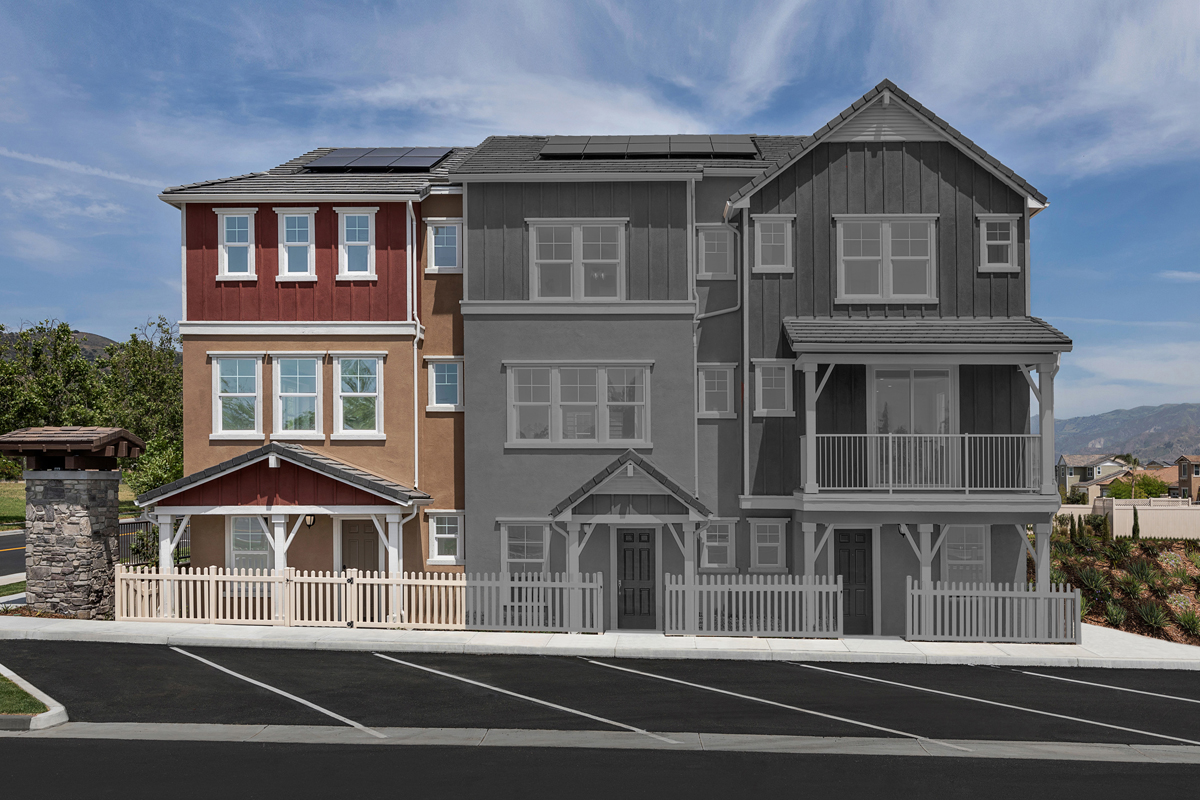 New Homes in Fillmore, CA - Plan 1805