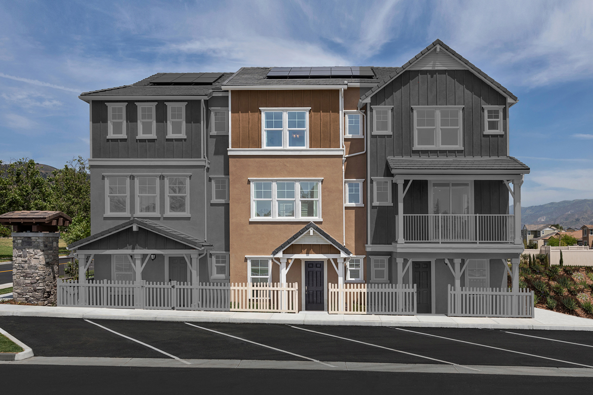 New Homes in Fillmore, CA - Plan 1740