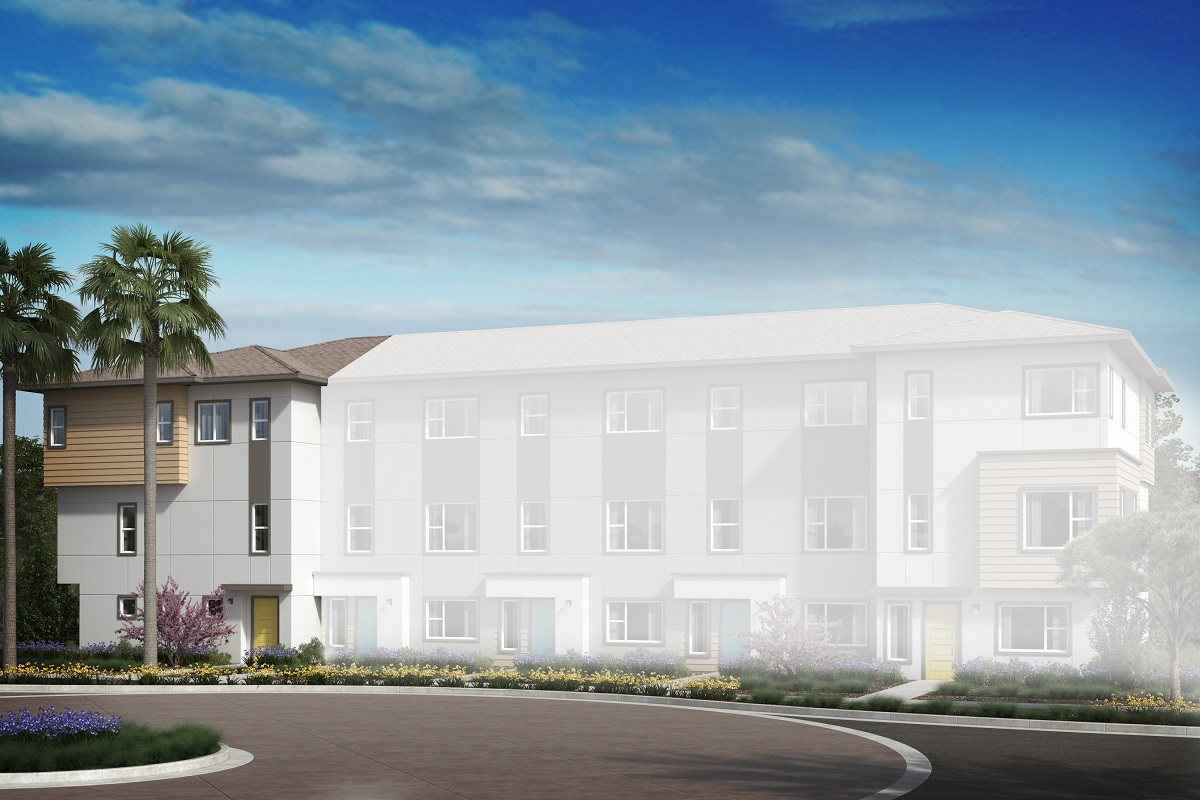 New Homes in Harbor City, CA - Residence 1376