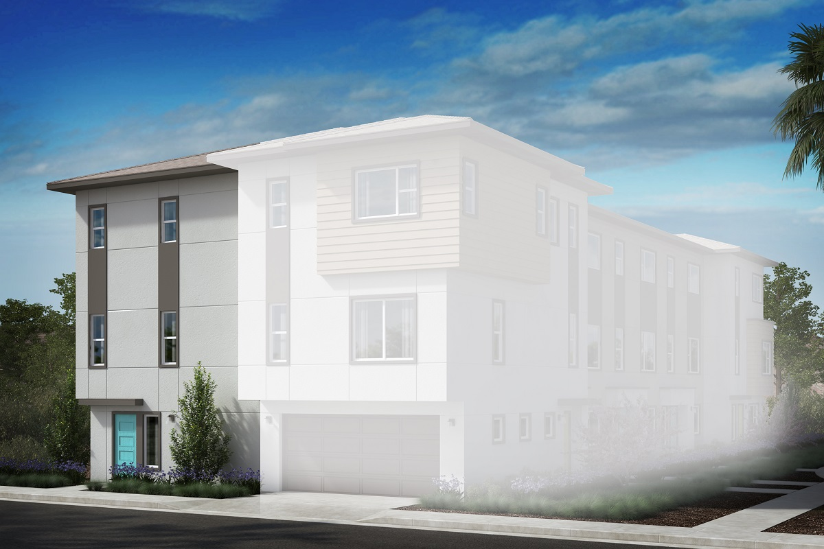 New Homes in Harbor City, CA - Cottages at Harbor Pointe Residence 1397
