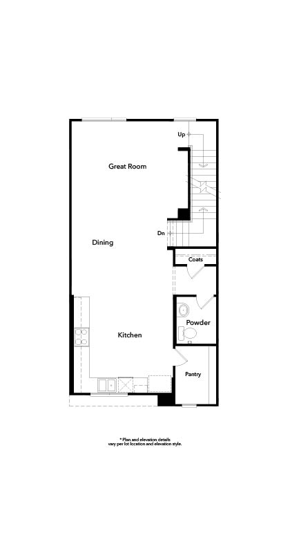 New Homes in Harbor City, CA - Residence 1829, Second Floor