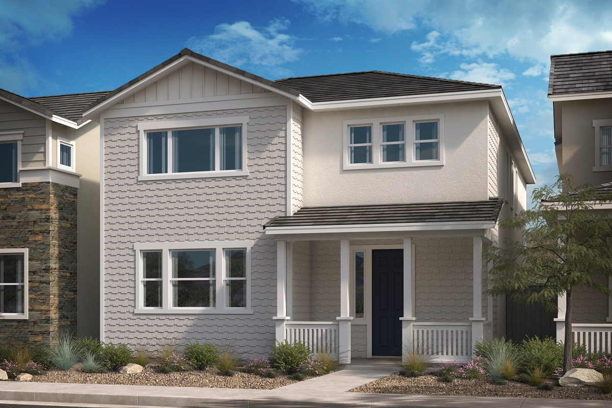 New Homes in Compton, CA - Edgemont Residence 3 - Traditional 'A'
