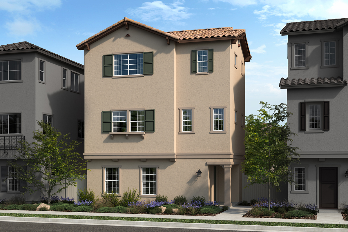 New Homes in San Pedro, CA - Skyview at Ponte Vista Plan 2233 Elevation C