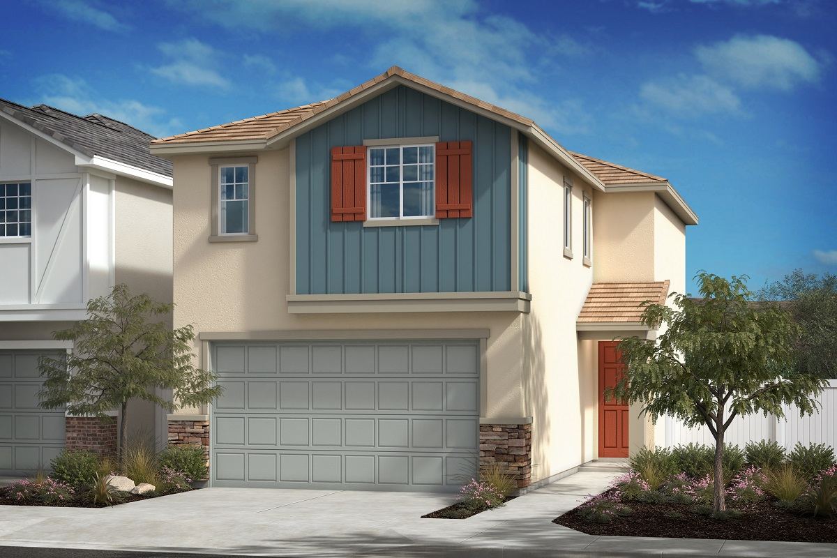 New Homes in Lake View Terrace, CA - Residence 1 - Cottage 'A'
