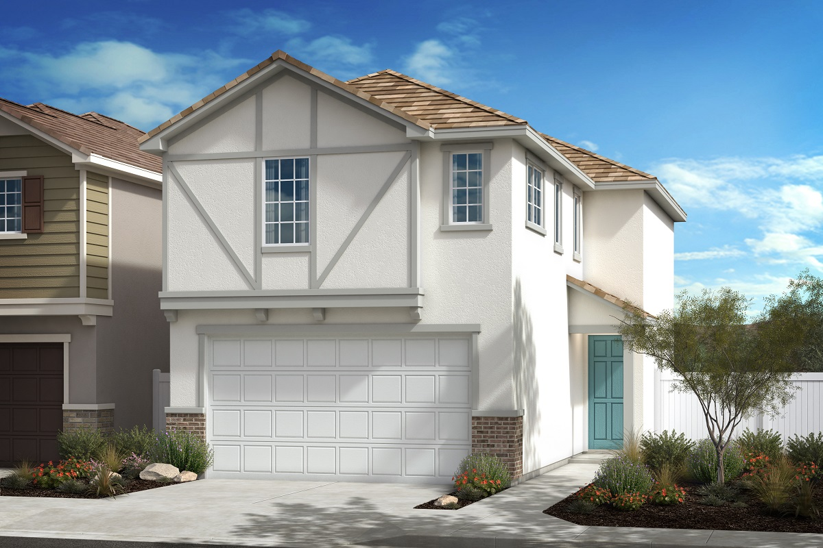 New Homes in Lake View Terrace, CA - Residence 1 - Tudor 'B'