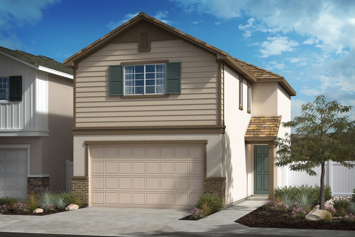New Homes in Lake View Terrace, CA - Residence 1 - Traditional 'C'