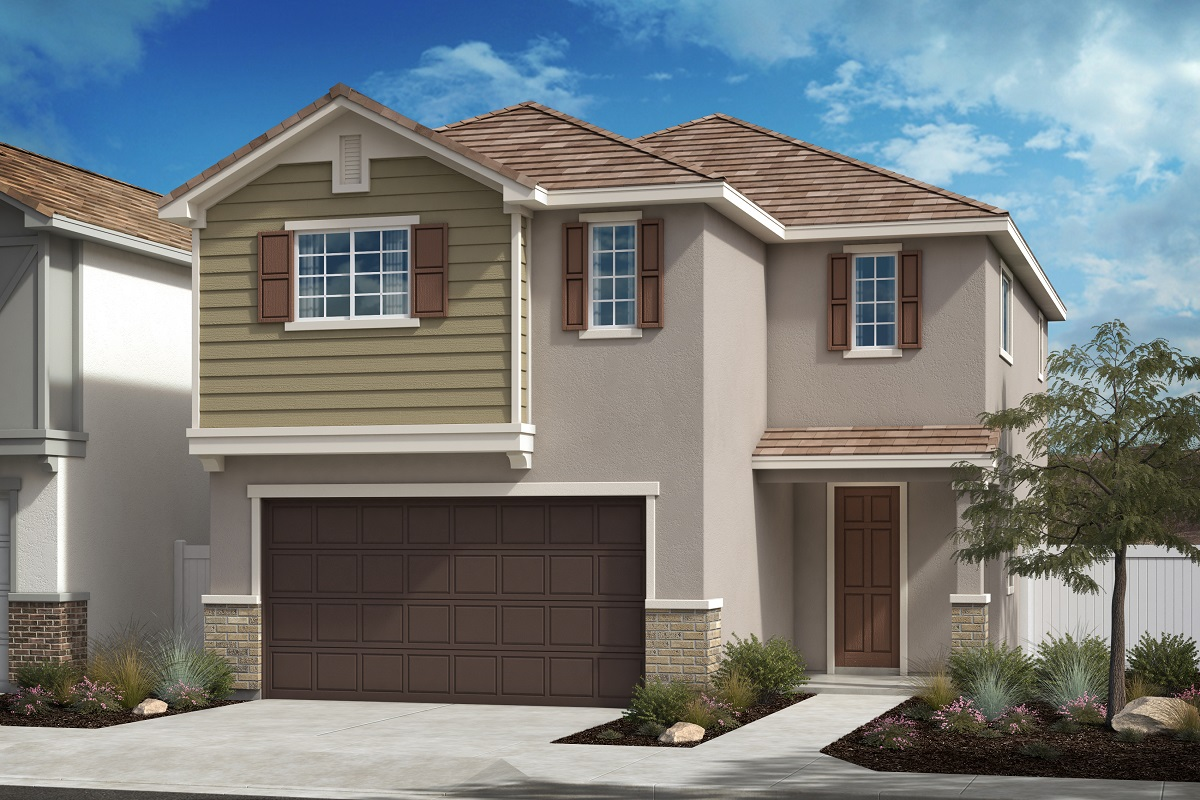 New Homes in Lake View Terrace, CA - Residence 3 - Traditional 'C'