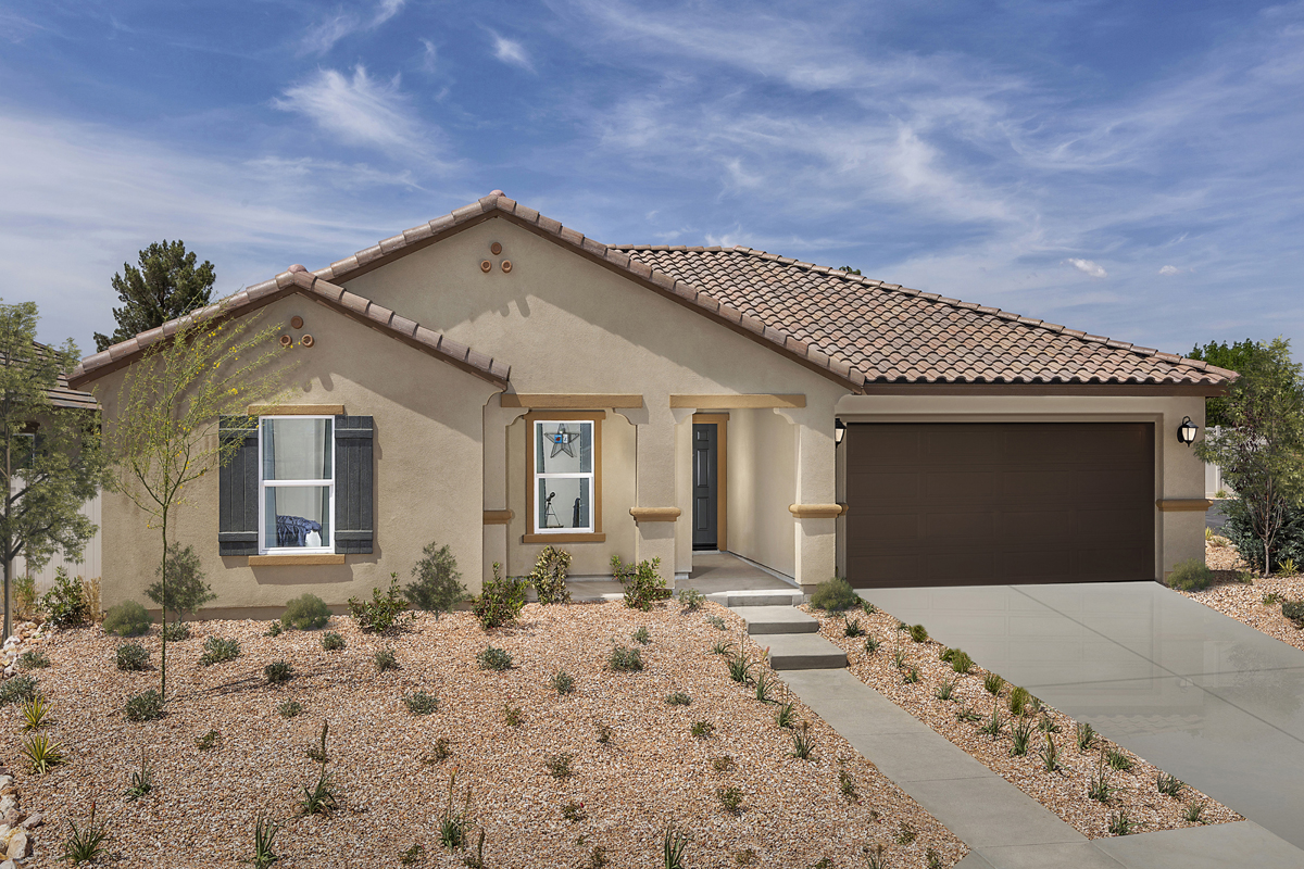 New Homes in Lancaster, CA - Sapphire Dunes Residence 1430