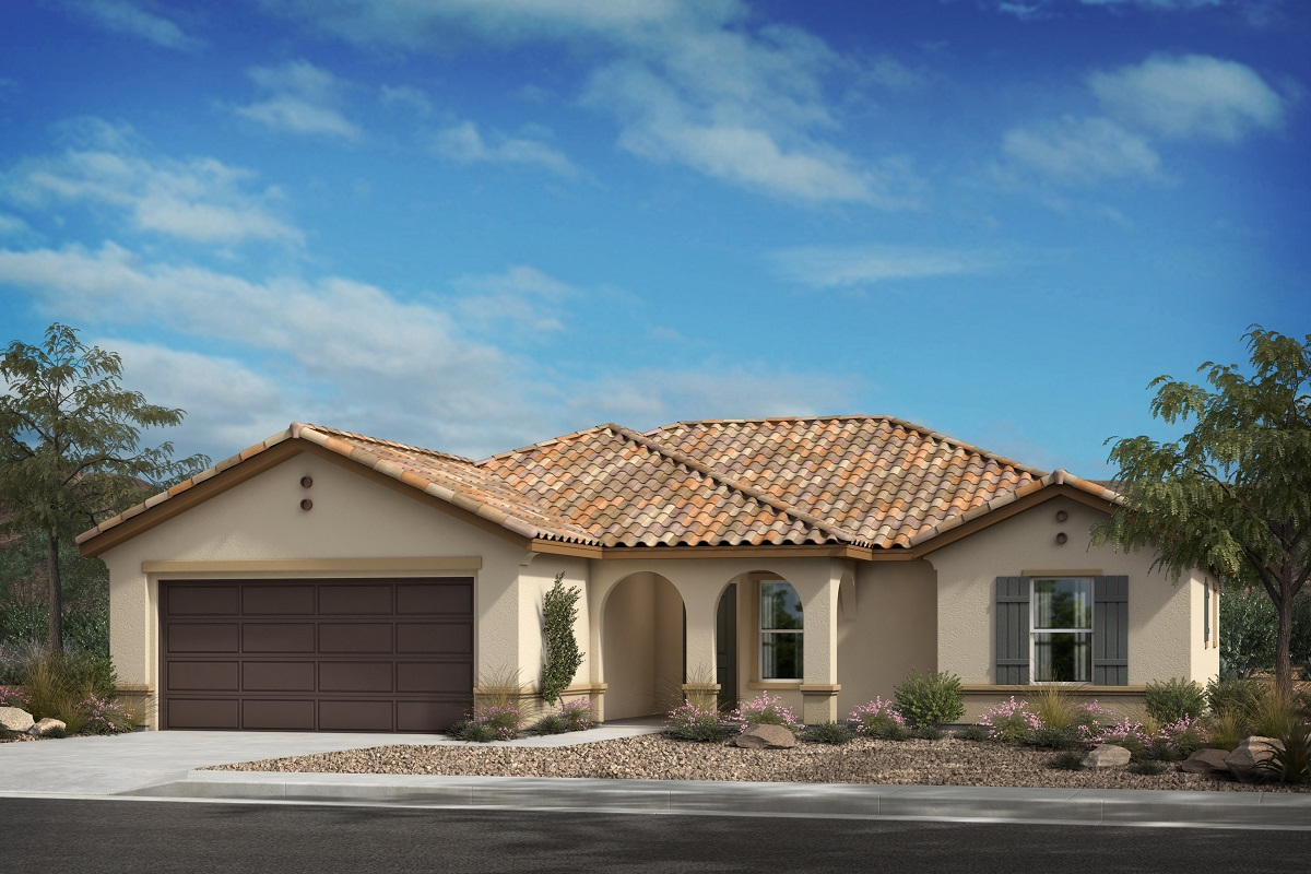 New Homes in Lancaster, CA - Residence 1698