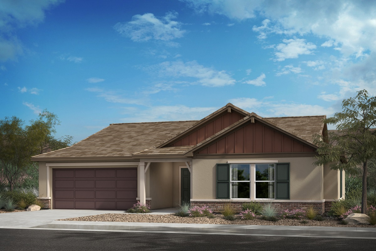 New Homes in Lancaster, CA -