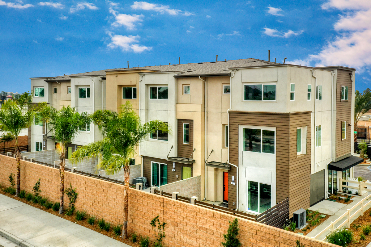 New Homes in Gardena, CA - Stonefield Building A
