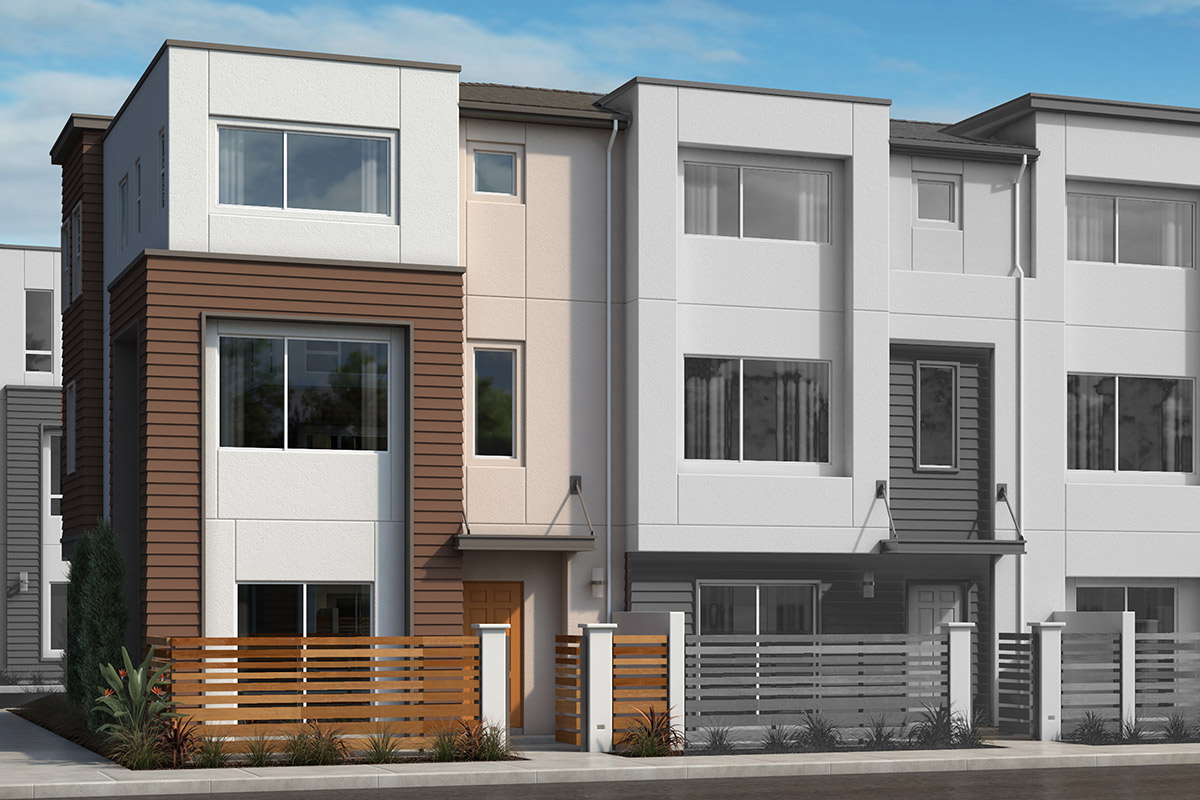 New Homes in Gardena, CA - Stonefield Plan 1840