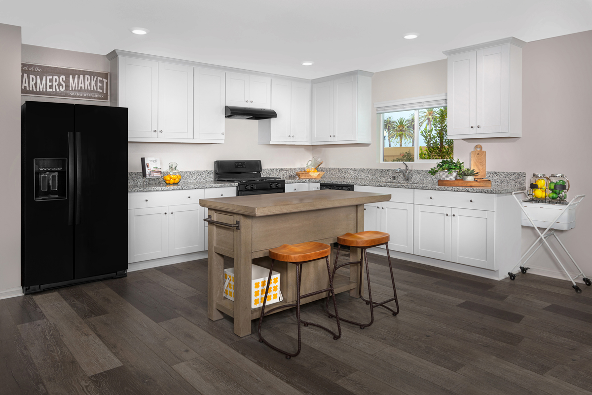 New Homes in Santa Paula, CA - Wildflower at Harvest at Limoneira Residence 2226 Kitchen