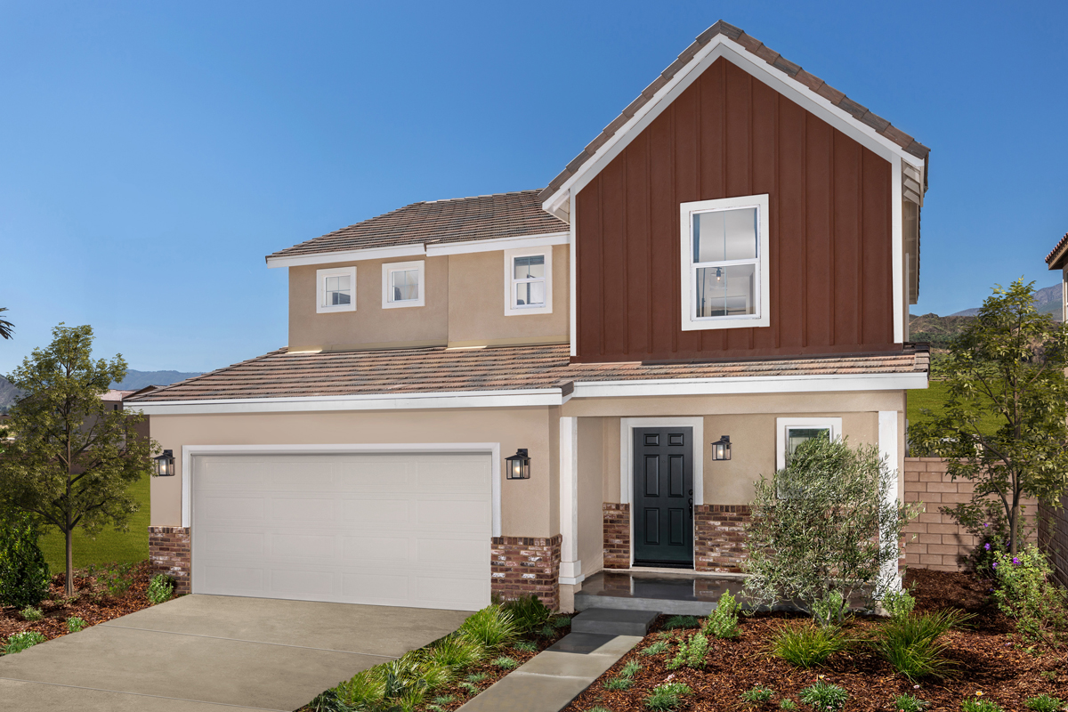 New Homes in Santa Paula, CA - Residence 2226 Modeled