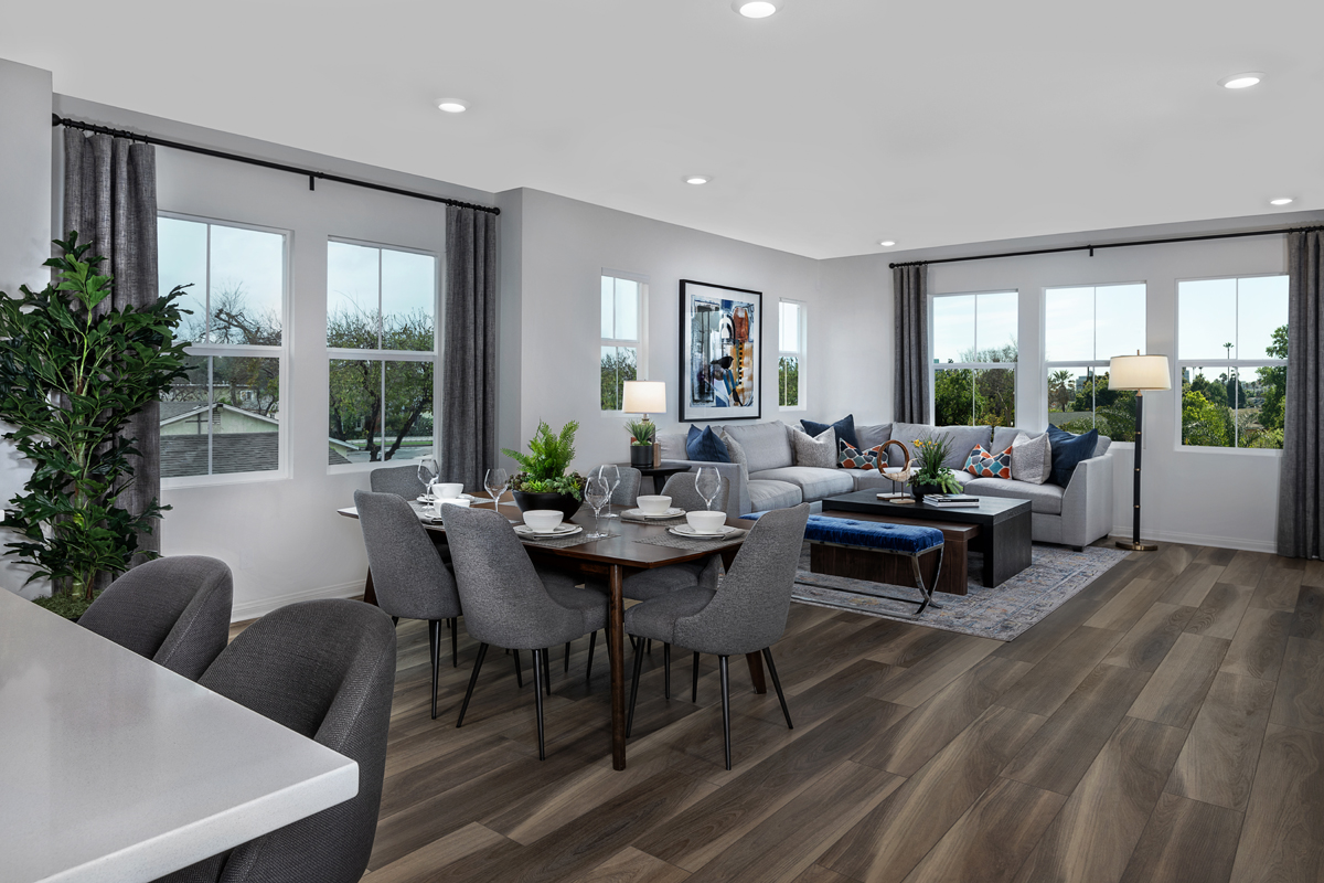 New Homes in Anaheim, CA - Arroyo Plan 1863 - Dining Room