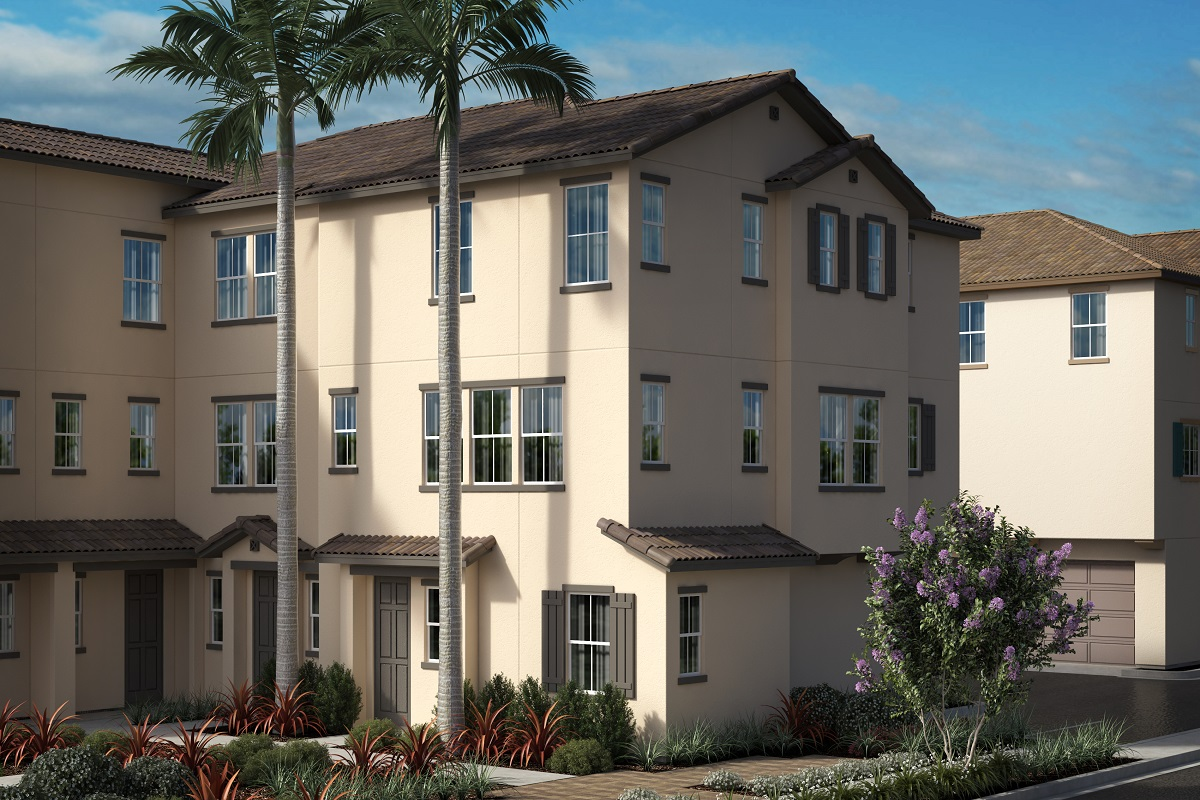New Homes in Anaheim, CA - Plan 1541 Modeled