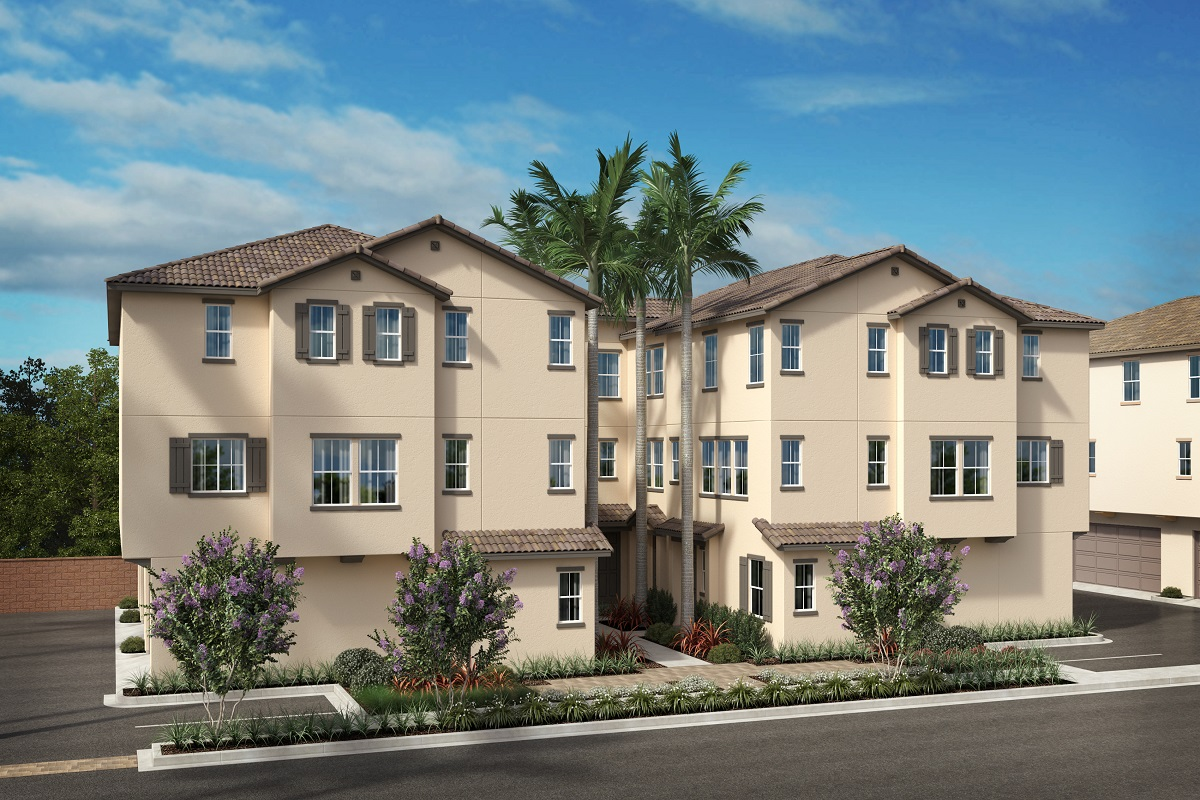 New Homes in Anaheim, CA - Plan 1270 Modeled