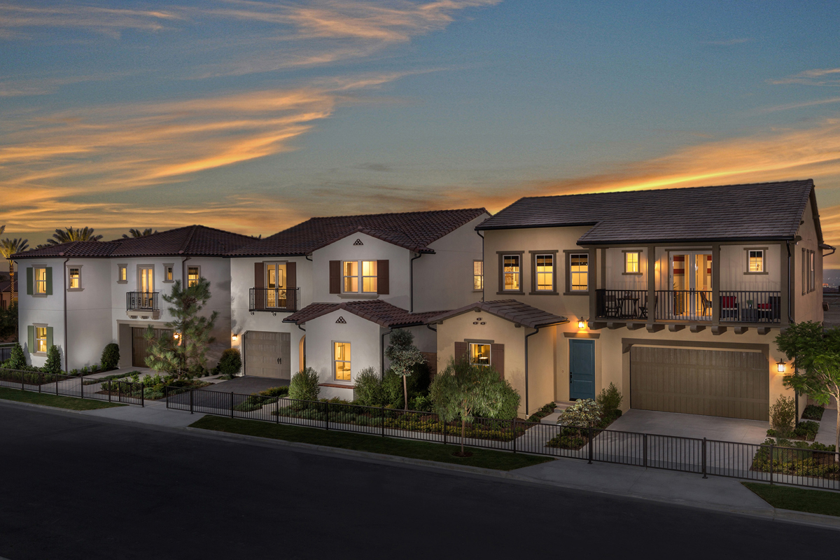 Elderberry At Portola Springs A New Home Community By Kb