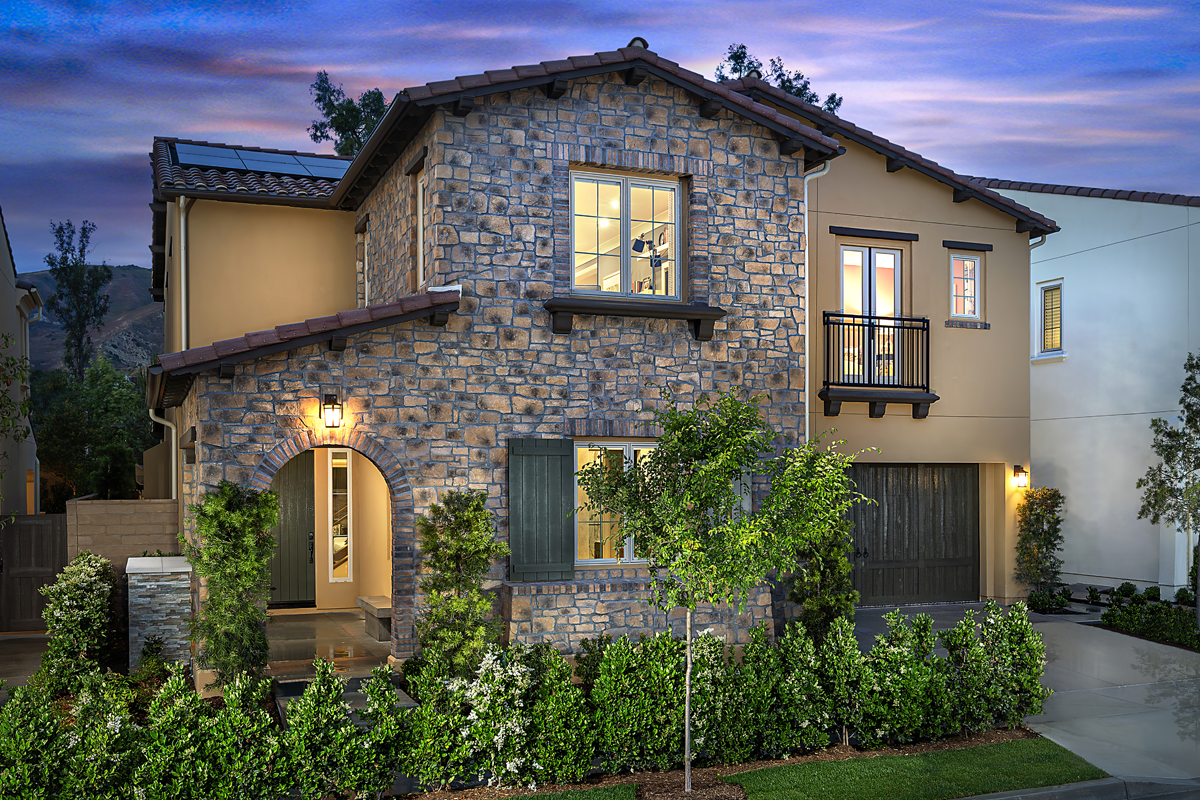 Browse new homes for sale in Genoa at Orchard Hills