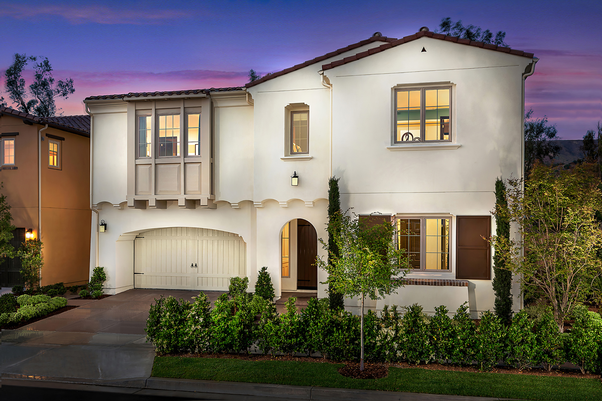 New Homes in Irvine, CA - Genoa at Orchard Hills Residence Three